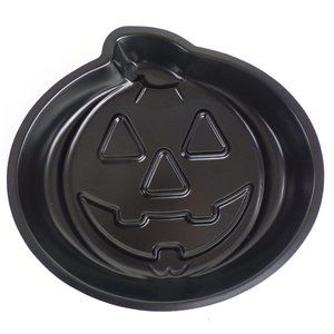 Halloween Baking Pan Jack On Lantern Pumpkin Cake